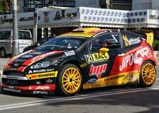 马丁Prokop - WRC - 09 库存照片