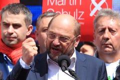 马丁Schulz 库存图片