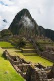 马丘比丘,秘鲁 免版税库存照片