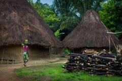 马克尼,邦巴利区,塞拉利昂,非洲 库存照片