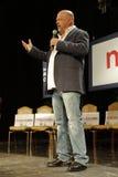 马克罗・鲁比奥举行竞选集会在得克萨斯驻地,达拉斯舞厅,北部拉斯维加斯, NV 库存图片