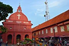 马六甲,马来西亚 库存照片