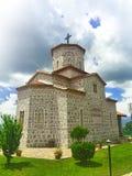 马其顿教会 免版税图库摄影