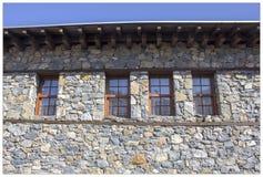 马其顿村庄16 免版税库存图片