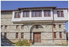 马其顿村庄11 库存图片