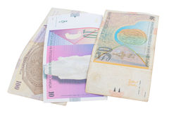 马其顿钞票 库存照片