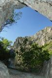 马其顿, Matka峡谷 免版税库存图片
