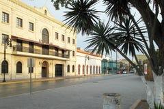 马塔莫罗斯,墨西哥 库存图片