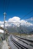 马塔角,瓦雷兹,瑞士 库存照片