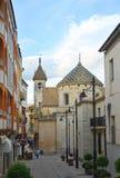 马太教会在卢塞纳,科多巴,西班牙省  库存图片