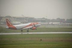 马尔彭萨国际机场 库存照片