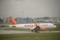 马尔彭萨国际机场 免版税库存照片