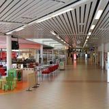 马尔摩机场 库存照片