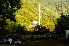 马尔马拉-土耳其的乡下自然风景 免版税库存照片