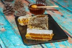 马尔马里斯港著名蜂蜜 免版税库存图片