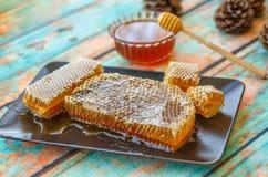 马尔马里斯港蜂蜜1 库存照片