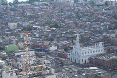 马尼萨莱斯市风景  库存照片