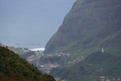马德拉岛葡萄牙 库存图片
