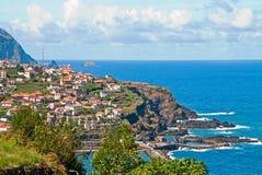 马德拉岛 免版税库存图片