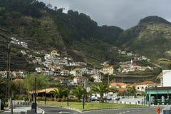 马德拉岛 免版税库存照片