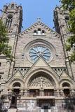 马德琳的大教堂在盐湖城 库存照片