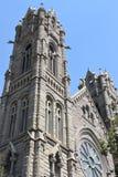 马德琳的大教堂在盐湖城 免版税库存照片