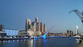 马德罗港布宜诺斯艾利斯阿根廷 免版税库存照片