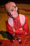 马戏团小丑 库存照片
