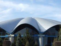 马戏圆屋顶详细资料 免版税库存图片