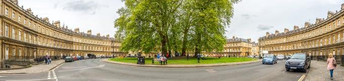 马戏在巴恩,英国 免版税库存图片