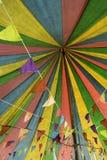 马戏场帐篷 库存图片