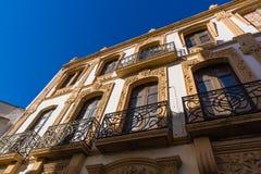 马拉加朗达西班牙 免版税库存照片