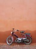 马拉喀什脚踏车 库存图片