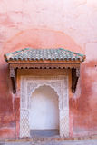 马拉喀什寺庙 库存照片