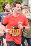 马拉松运动员标记埃利斯 库存图片