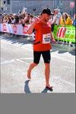 马拉松鹿特丹 免版税图库摄影