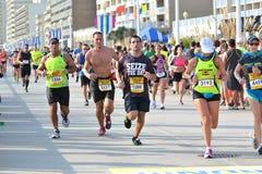 马拉松2013年 库存图片