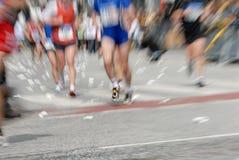 马拉松 免版税图库摄影