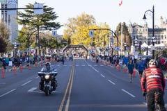 马拉松 免版税库存照片