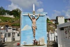 马提尼克岛,美丽如画的市印度西部的Riviere Pilote 免版税图库摄影