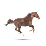 马摘要 免版税库存照片