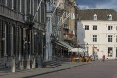 马斯特里赫特-林堡省-荷兰 免版税库存照片