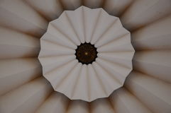马来西亚全国清真寺Masjid Negara亦称圆顶的细节  免版税库存图片