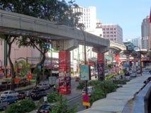 马来西亚吉隆坡 库存照片
