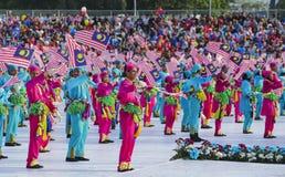 马来西亚旗子, Jalur Gemilang 库存照片