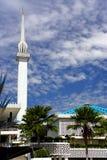 马来西亚清真寺国民 免版税库存图片