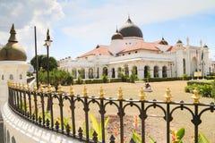 马来西亚清真寺 库存照片