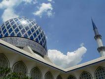 马来西亚清真寺 库存图片