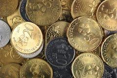 马来西亚货币 库存图片