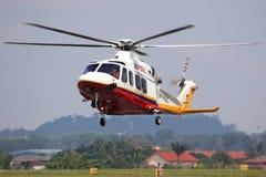 马来西亚-火灾及援救服务 免版税图库摄影
